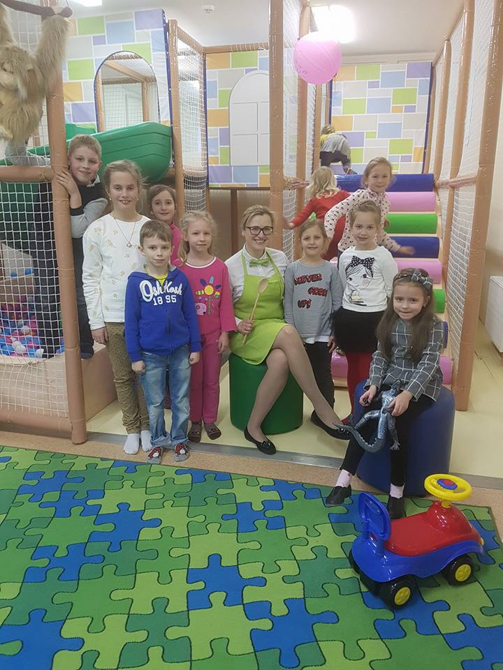 Vaikų žaidimų kambarys Pipiras